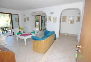 Villa Bagnaia, Ville  Sant'Anna - big - 7