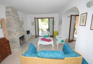 Villa Bagnaia, Виллы  Sant'Anna - big - 6