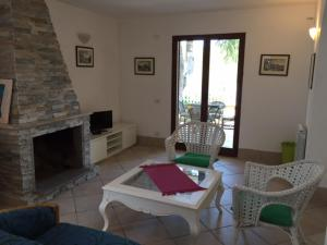 Villa Bagnaia, Ville  Sant'Anna - big - 14
