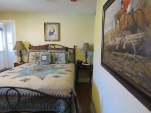 The Swope Manor Bed & Breakfast, Bed and breakfasts  Gettysburg - big - 42