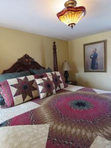 The Swope Manor Bed & Breakfast, Bed and breakfasts  Gettysburg - big - 36