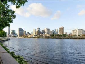 Southbank - Amazing Location - Modern/Cool, Apartmány  Brisbane - big - 2
