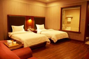 Starway Hotel Yulin Railway Station, Hotel  Yulin - big - 5