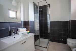 Appartamento Rocca Rosa, Apartmány  Massa - big - 14