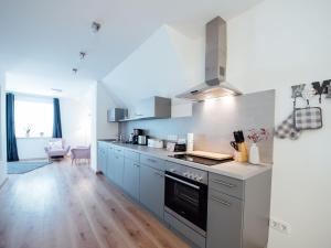 Die Gönothek - Ferienwohnungen, Apartments  Iphofen - big - 42