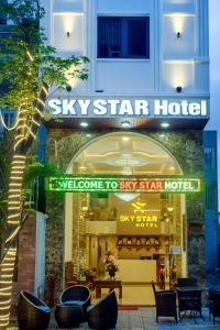 Sky Star Hotel, Hotels  Da Nang - big - 22