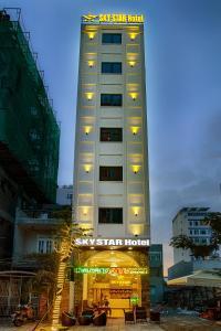 Sky Star Hotel, Hotels  Da Nang - big - 21