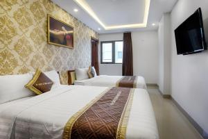 Sky Star Hotel, Hotels  Da Nang - big - 4