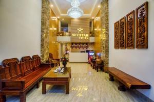 Sky Star Hotel, Hotels  Da Nang - big - 14