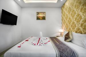Sky Star Hotel, Hotels  Da Nang - big - 12