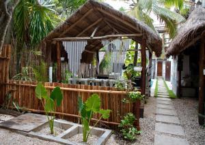 Residencia Gorila, Apartmanhotelek  Tulum - big - 118