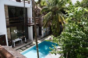 Residencia Gorila, Aparthotels  Tulum - big - 58
