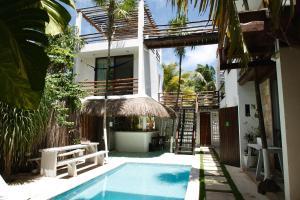 Residencia Gorila, Aparthotels  Tulum - big - 59