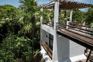 Residencia Gorila, Апарт-отели  Тулум - big - 60