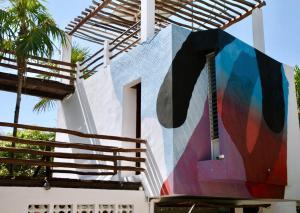 Residencia Gorila, Апарт-отели  Тулум - big - 64