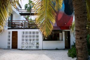 Residencia Gorila, Apartmanhotelek  Tulum - big - 119