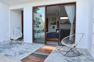 Residencia Gorila, Aparthotels  Tulum - big - 86