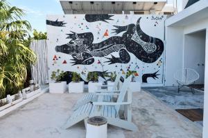 Residencia Gorila, Aparthotels  Tulum - big - 87