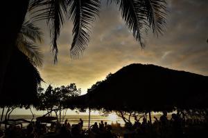 Beachfront Villa Bonita, Vily  Santa Teresa - big - 9