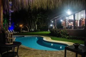 Beachfront Villa Bonita, Vily  Santa Teresa - big - 29