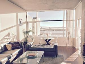 California Modern, Chic Apartment - SF Bay Area, Apartmány  Emeryville - big - 15