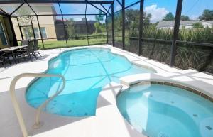 Solterra Holiday Home Five Bedroom Oaktree Villa 67, Villen  Davenport - big - 17
