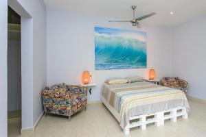 Apartment 5th Avenida, Apartments  Playa del Carmen - big - 25