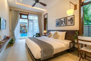 Riverside Hamlet Homestay & Villa, Guest houses  Hoi An - big - 2