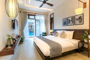 Riverside Hamlet Homestay & Villa, Guest houses  Hoi An - big - 5