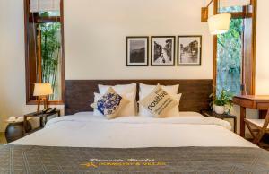 Riverside Hamlet Homestay & Villa, Guest houses  Hoi An - big - 28