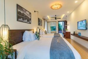 Riverside Hamlet Homestay & Villa, Guest houses  Hoi An - big - 31