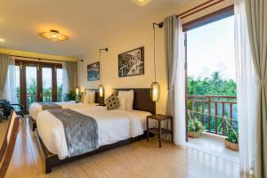 Riverside Hamlet Homestay & Villa, Guest houses  Hoi An - big - 36