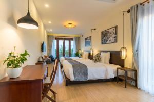 Riverside Hamlet Homestay & Villa, Guest houses  Hoi An - big - 37