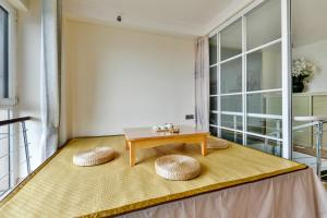 Mile Family Apartment, Apartmány  Weihai - big - 7
