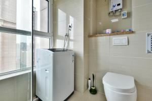 Mile Family Apartment, Apartmány  Weihai - big - 12