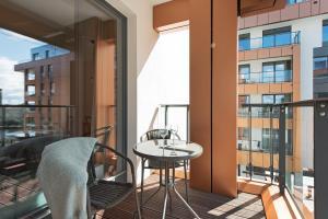 Blue Mandarin Riverside, Appartamenti  Danzica - big - 67