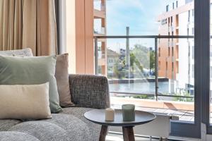 Blue Mandarin Riverside, Appartamenti  Danzica - big - 70