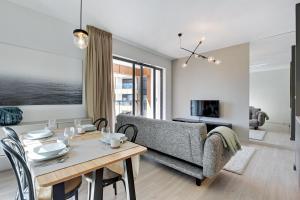 Blue Mandarin Riverside, Apartmány  Gdaňsk - big - 72
