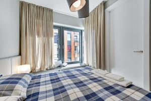 Blue Mandarin Riverside, Apartmány  Gdaňsk - big - 80