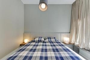 Blue Mandarin Riverside, Apartmány  Gdaňsk - big - 82