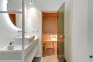 Blue Mandarin Riverside, Appartamenti  Danzica - big - 88