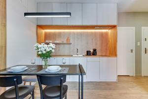 Blue Mandarin Riverside, Apartmány  Gdaňsk - big - 92