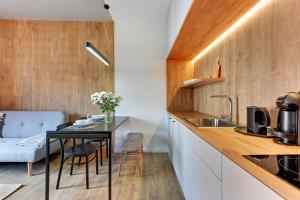 Blue Mandarin Riverside, Appartamenti  Danzica - big - 98