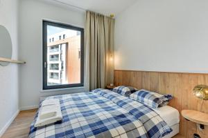 Blue Mandarin Riverside, Apartmány  Gdaňsk - big - 103