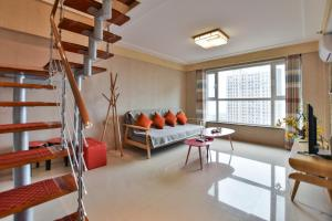 Mile Family Apartment, Apartmány  Weihai - big - 16