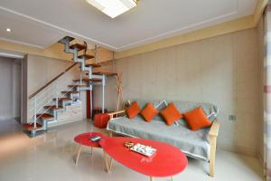 Mile Family Apartment, Apartmány  Weihai - big - 17