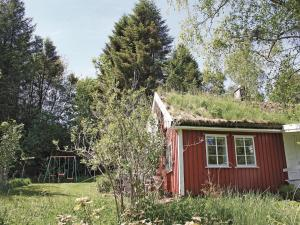 Holiday home Vanse Steinbakken