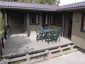Bjælken, Dovolenkové domy  Blåvand - big - 20