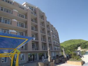 Гостиничный комплекс Теплое Море, Славянка