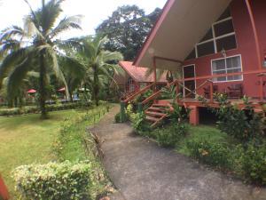 Тортугеро - Caribbean Paradise Eco-Lodge